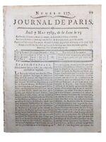 États Généraux 1789 Règlement Roi Louis XVI Gaudray Tiron Fauconnier Porchon