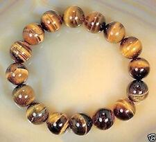 African tiger's eye stone natural 10mm Stretch bracelet