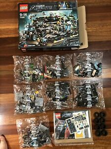 LEGO Ultra Agents Mission HQ (70165) - Brand New In Opened Box!