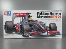 RARE New Tamiya 1/10 R/C Vodafone McLaren Mercedes MP4-24 Kit 58475 F104 Chassis