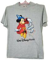 Vintage 90s 1996 Walt Disney World 25th Anniversary Mickey Shirt Measures XL USA