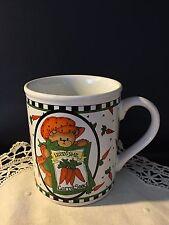 Lucy & me Lucy Rigg Enesco Teddy Bear Coffee Mug Cup Lot 8- A