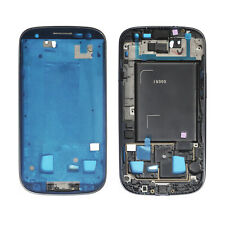 Middle Frame Plate Bezel Housing Chassis for Samsung Galaxy S3 i9300 Red