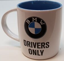 Nostalgic Art Tasse BMW Drivers Only Kaffeetasse Teetasse Nostalgic Mug