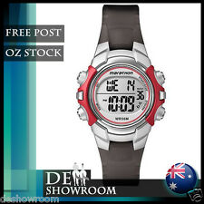 Timex Women's Marathon 33mm Black Resin Band & Case Quartz Watch T5K807