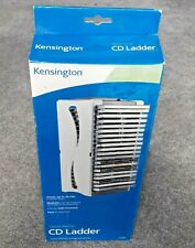 Kensington Space Saving CD Ladder For Up To 20 CDs - Can Be Wall-Mounted Modular