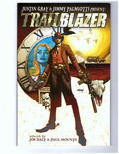 TRAILBLAZER #1 in NM condition IMAGE GRAPHIC COMIC SCI-FI TIME TRAVEL WESTERN