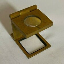 Brass Loupe, see photos