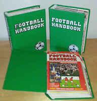 FOOTBALL HANDBOOK PARTWORK MAGAZINE - COMPLETE PDF COLLECTION DOWNLOAD
