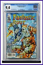 Fantastic Four #v2 #2 CGC Graded 9.4 Marvel December 1996 White Pages Comic Book