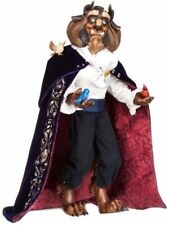 "Disney Store NIB Beast from ""Beauty and the Beast"" Limited Edition Doll NEW 3500"