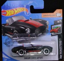 Hot Wheels Shelby Cobra 427 S/C HW Roadsters 4/5 2020 191/250 GHC75-D521