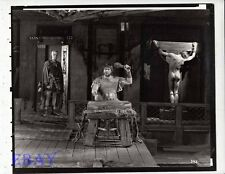 Bareback man in chain Ben-Hur 1926 Photo from Original Negative