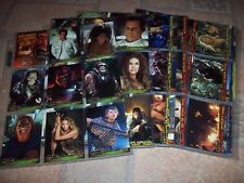 2001 PLANET OF THE APES MOVIE TRADING CARDS