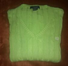 CHAPS size S v-neck pullover for women  in spotless condition * must see *