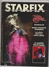 STAR WARS - Starfix n°1. la guerre des étoile 3. Janvier 1983.