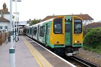 Southern 313203 Seaford, East Sussex 2012 Rail Photo