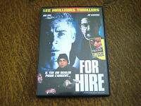 1 dvd 2 films for hire + progeny