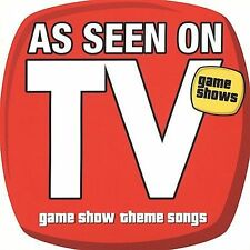 As Seen On TV: Game Show Theme Songs by DJ's Choice (CD, 2004, Turn Up the Music