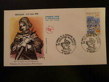 FRANCE PREMIER JOUR FDC YVERT 2953     ORLEANS    2,80F    ORLEANS     1995