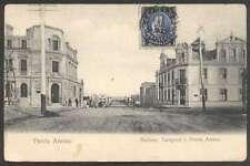 Chile Postcard Bancos Tarapaca Y Punta Arenas 1905