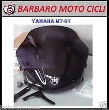 Cupolino parabrezza Schermo Sport Smoke Fumè Originale Yamaha MT-07 Windshield