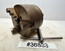 Union 3 Jaw 4 Chuck No 93 5c Collet Mount Inv36833