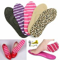 Ladies Feet Care Massage High Heels Shoe 3D Shoe Insole Pad Silicone DIY Cutting