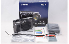 Free Shipping Canon digital camera PowerShot SX720 HS black optical 40x zoom