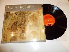 Opera/Vocal 33RPM Speed Classical Organ Music LP Records