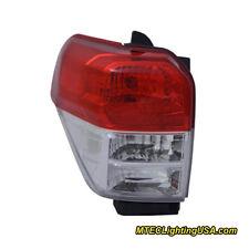TYC NSF Left Side Tail Light Lamp Assembly for Toyota 4Runner 2010-2013 Chrome
