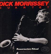 Dick Morrissey Quartet(Vinyl LP)Resurrection Ritual-Miles Music-MMO77-U-VG/NM