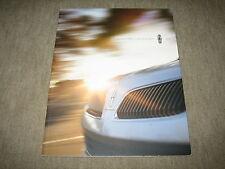 2013 Lincoln MKS / MKT USA Prospekt Brochure, 20 Seiten