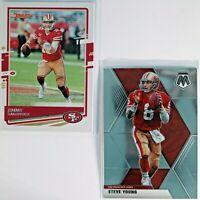 49ers Team Lot - Nick Bosa, Jimmy G Rookie Cards - Rookies, Veterans, Prizms