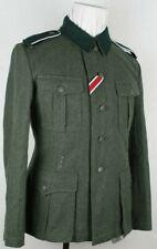 WW2 Deutsche M36 Feld Tunika Uniform Enthält Hose S/M / L/XL/XXL/XXXL
