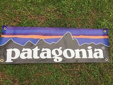 Patagonia Banner Sign Wall Decor Vinyl 3 x 1 Ft(30.48 x 91.44cm) Ship Worldwide