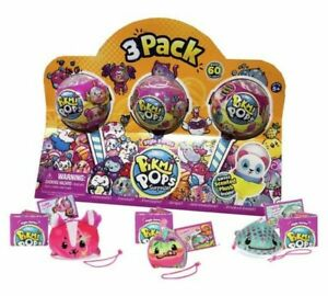 Pikmi Pops Surprise Style Series 3 Pack
