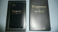 KINGSMAN  OFFICIAL MOVIE PROMO PHONE CASE THE GOLDEN CIRCLE  NEW BOXED IPHONE