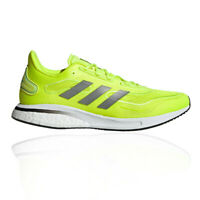 adidas Mens Supernova Running Shoes Trainers Sneakers Yellow Sports