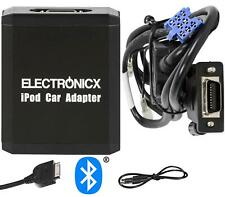 Adapter AUX Bluetooth iPhone iPad iPod Renault 8 Pin
