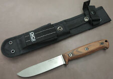 OKC Ontario Knife Company Bushcraft Field Knife Oudoormesser 5160Stahl Holzgriff