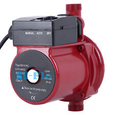 110-120V Automatic Circulator Pump 3/4'' Domestic Hot Water Circulation Pump