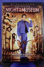 Night at the Museum (DVD, 2007, Widescreen)