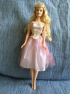 Barbie Ballerina Doll Sugarplum Princess from The Nutcracker Fantasy Tales 2003