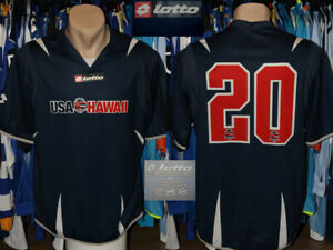 Aloha United Fc Usa Hawaii Lotto #20 Soccer Shirt Jersey Trikot Camiseta Top