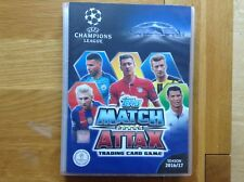 Topps Matchattax 2016/17 Champions League Complete Collection All 436 cards