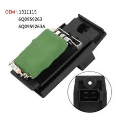 Heater Fan Blower Motor Resistor 1311115 For Ford Focus Mondeo Cougar 6Q0959263