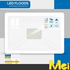Faro a LED 10W da esterno SHANYAO pad ultrasottile bianco luce NEUTRA