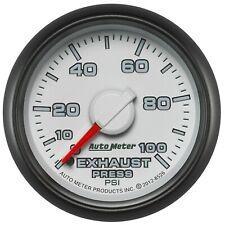Autometer Gen 3 Dodge Factory Match Exhaust Pressure 0-100 2-1/16in