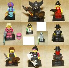 LEGO MINIFIGURES: Collectible Minifigs Series 5, 6 PICK CHOOSE YOUR OWN Genuine